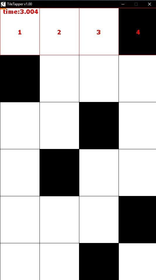 Tile Tapper screenshot