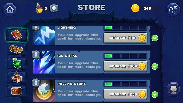 Magic Siege - Defender screenshot