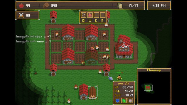 Evertown screenshot