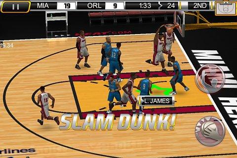 NBA Elite 11 screenshot