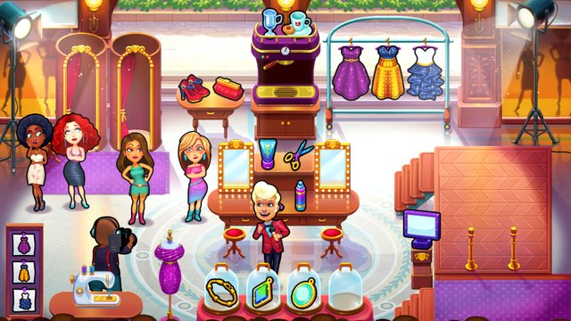 Fabulous - Angela's Fashion Fever screenshot