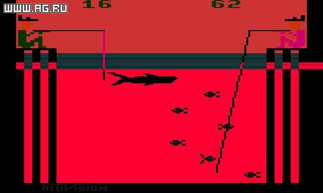 Atari 2600 Action Pack screenshot