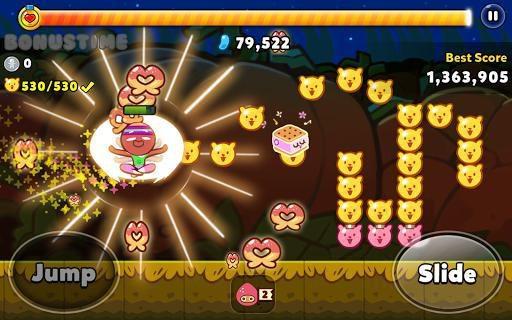 Cookie Run: Побег из печи screenshot