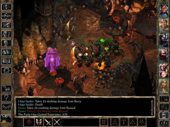 Baldur's Gate II: EE screenshot