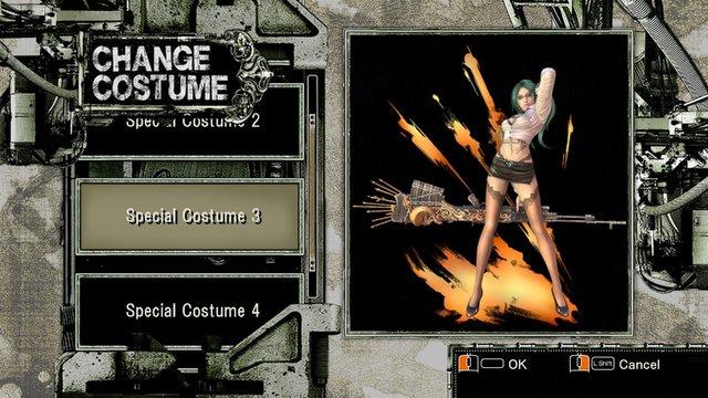 Bullet Witch screenshot