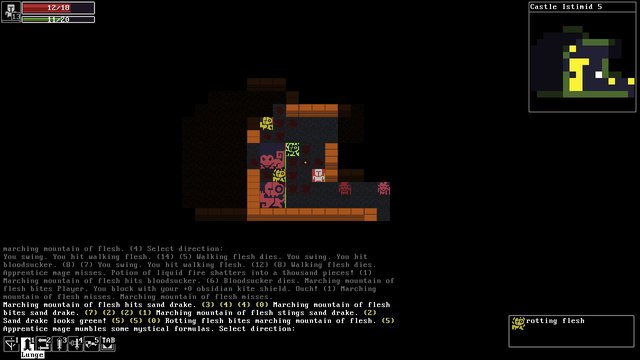 Lost Flame screenshot