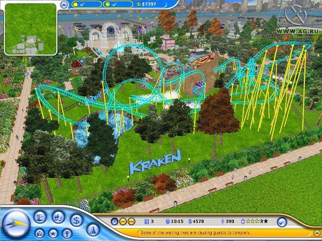 SeaWorld Adventure Parks Tycoon 2 screenshot
