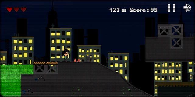 Parkour screenshot