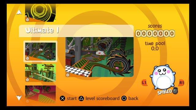 Hamsterball screenshot
