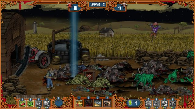 The Culling Of The Cows screenshot