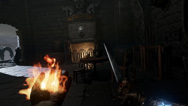 The SoulKeeper VR screenshot