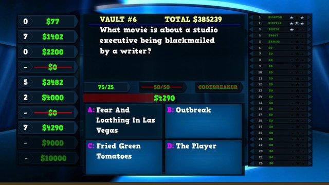 Trivia Vault: Movie Trivia screenshot