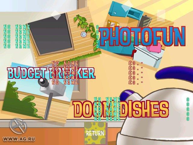 Big Brother: The Game screenshot