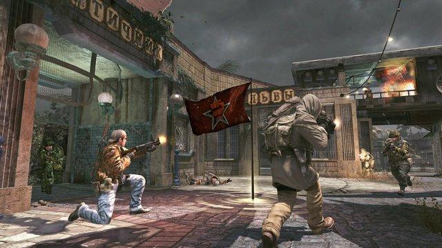 Call of Duty: Black Ops - Escalation screenshot