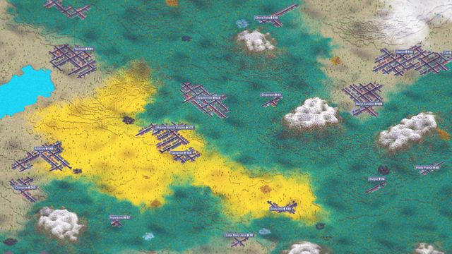 Voxel Tycoon screenshot
