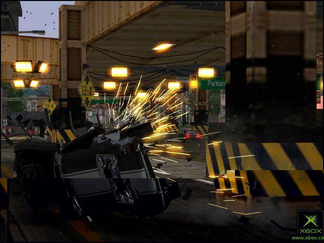 Burnout 3: Takedown screenshot