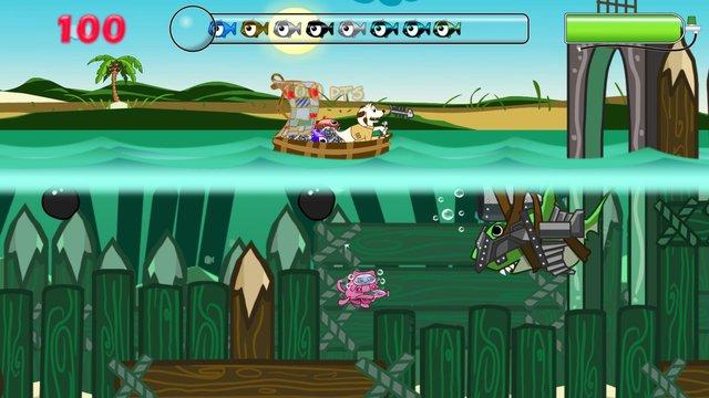 Rupert and Riley Shipwrecked screenshot
