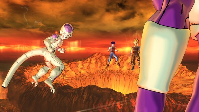 DRAGON BALL XENOVERSE 2 Lite screenshot