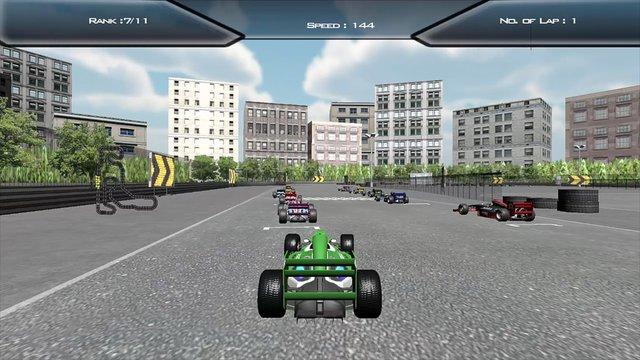 Extreme Formula Championship screenshot