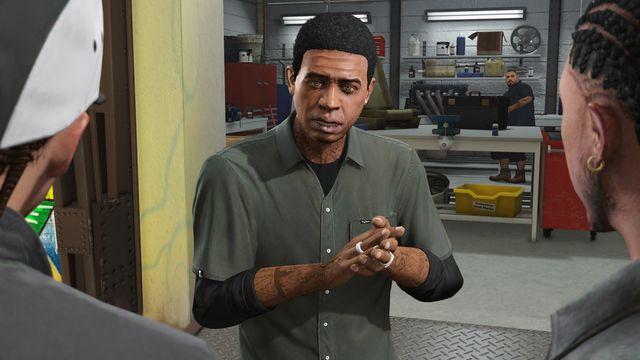 Grand Theft Auto Online: Lowriders screenshot
