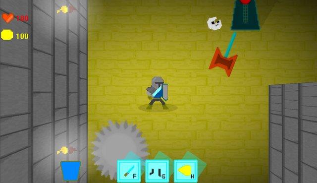 Abandoned Knight screenshot