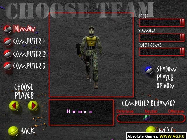 High Impact Paintball screenshot