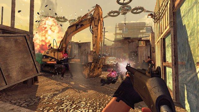 Bullet Run screenshot