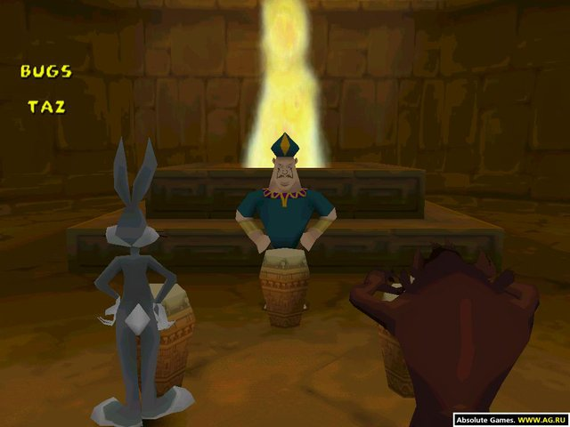 Bugz Bunny and Taz: Time Busters screenshot
