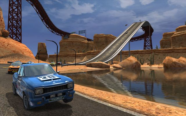Trackmania United Forever Star Edition screenshot