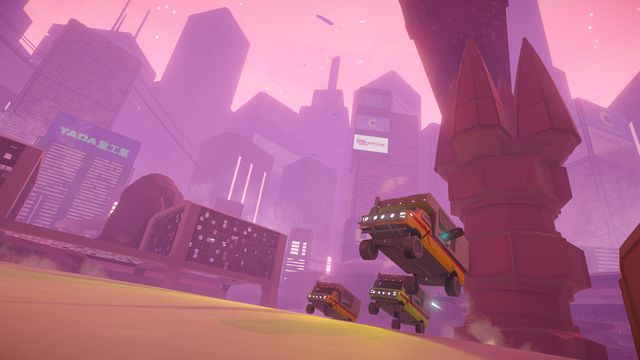 Nightwolf: Survive the Megadome screenshot