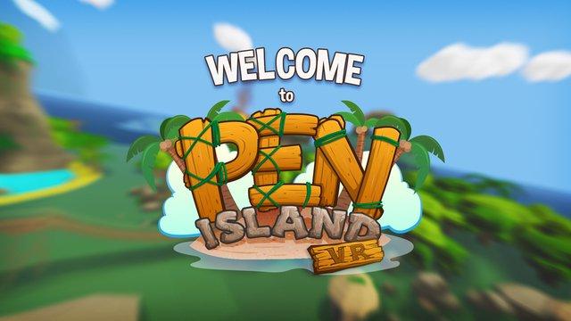 Pen Island VR screenshot