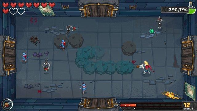 The Weaponographist screenshot