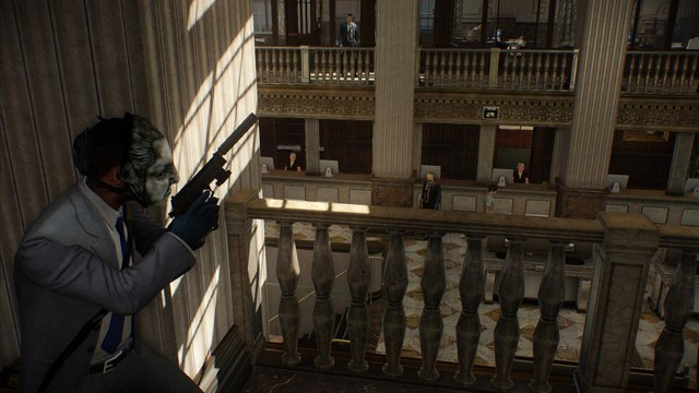 PayDay 2: The Big Bank Heist screenshot