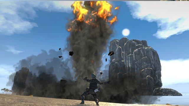 WAR DUST screenshot