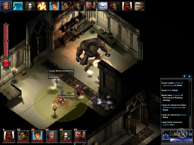 The Temple of Elemental Evil screenshot