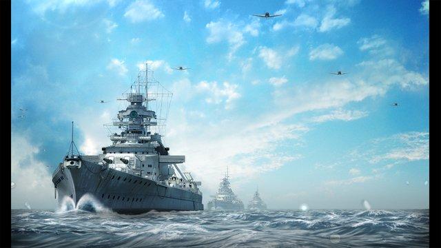 Navy Field 2: Conqueror of the Ocean screenshot