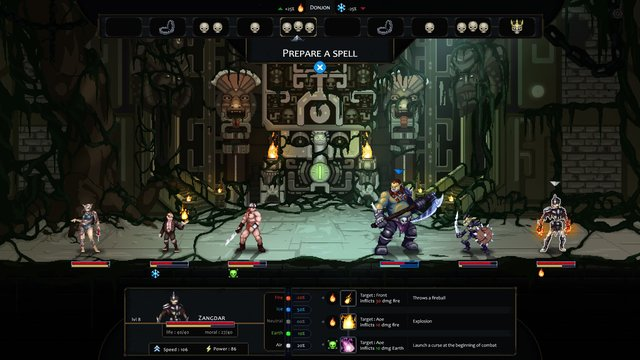 Legend of Keepers: Career of a Dungeon Master screenshot