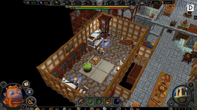 A Game of Dwarves screenshot