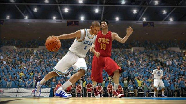 NCAA Basketball 10 screenshot
