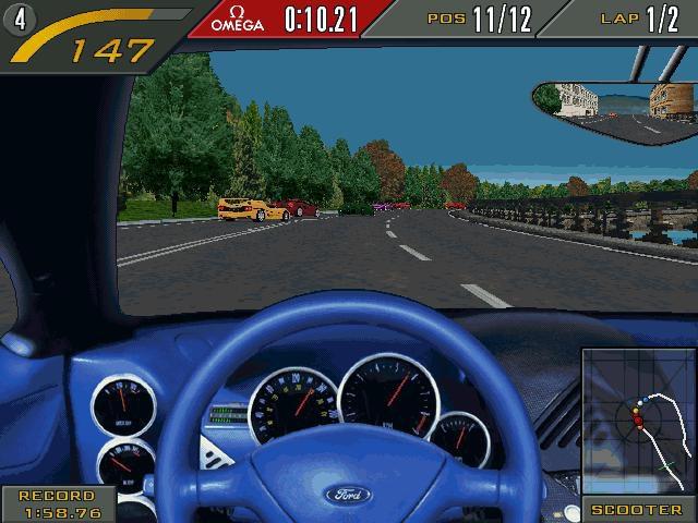 Need for Speed 2 screenshot