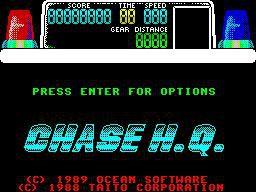 Chase H.Q. (1988) screenshot