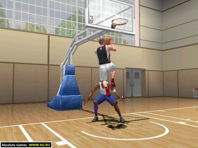 NBA Live 2003 screenshot