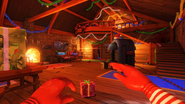 Viscera Cleanup Detail: Santa's Rampage screenshot