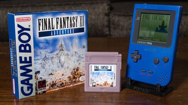 Final Fantasy XI Adventure screenshot