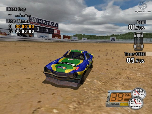 Saturday Night Speedway screenshot