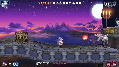 Prinny 2: Dawn of Operation Panties, Dood! screenshot