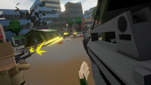 Out of Ammo screenshot