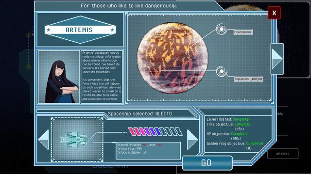 Star Waker screenshot