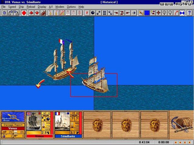 Age of Sail screenshot