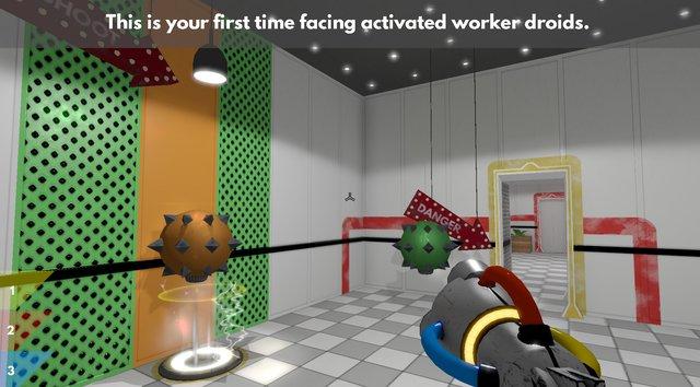 Chroma Gun screenshot